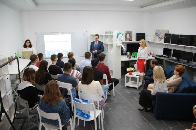 СГУ принимает участие в реализации общегородской концепции «Умный город»