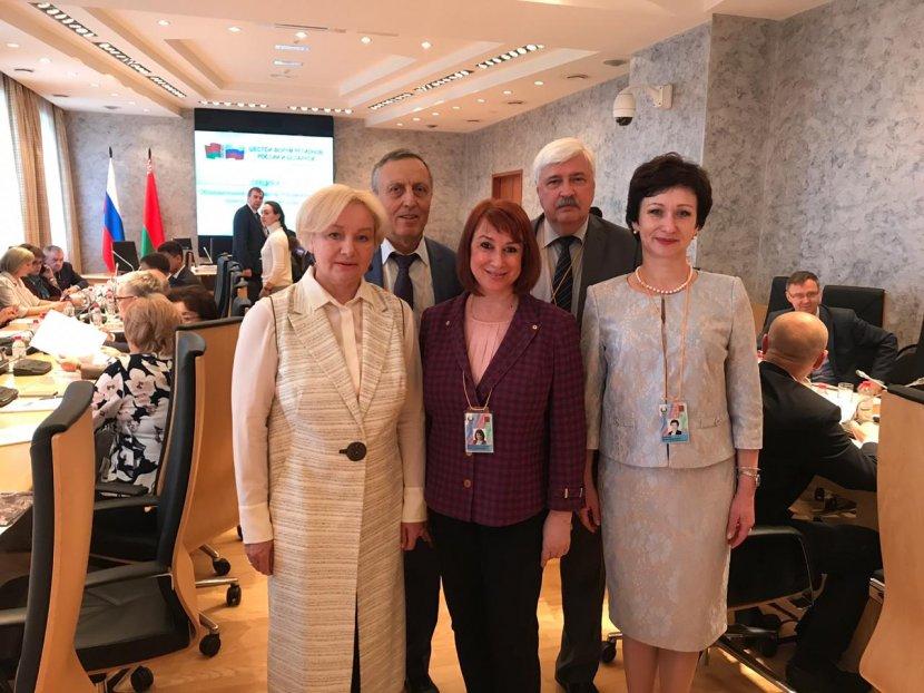 Ректор СГУ принимает участие в Форуме регионов России и Беларуси