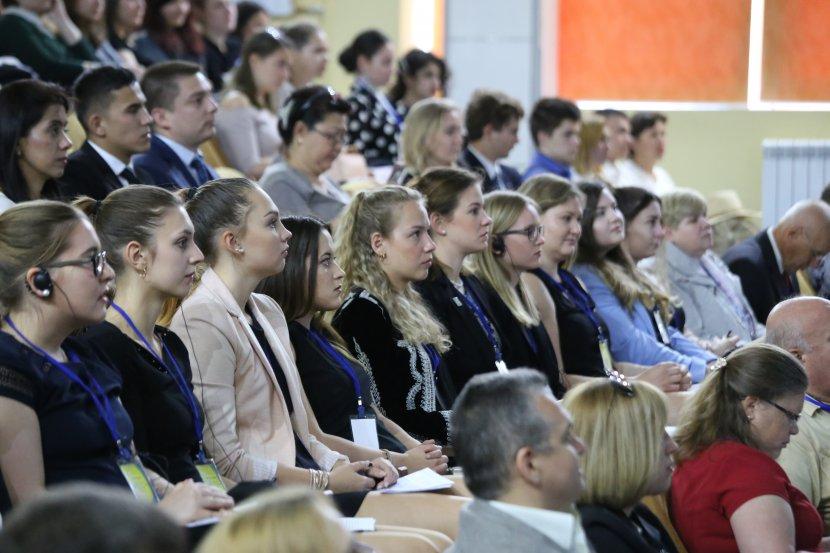 В СГУ прошла международная студенческая научно-практическая конференция